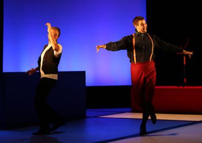 Bartolo - Il barbiere di Siviglia by Rossini - RAO OPERA SCENES OCTOBER 2014 Hana Zushi-Rhodes, Royal Academy of Music Photography Credit 2