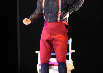 Bartolo - Il barbiere di Siviglia by Rossini - RAO OPERA SCENES OCTOBER 2014 Hana Zushi-Rhodes, Royal Academy of Music Photography Credit 6